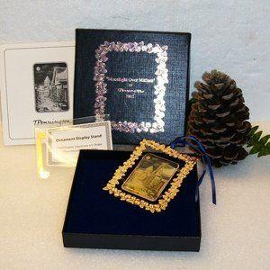 Teresa Pennington Signed Ornament 56/350 NIB
